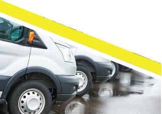 רקע רכב עם קו צהוב